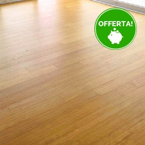 Parquet vero legno di BAMBOO HAVANA 14 x 142 X 1850 mm