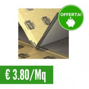 Sottopavimento speciale per pavimenti PVC/LVT SECURA CLICK SMART 1,5 mm -Conf. 6,25 Mq