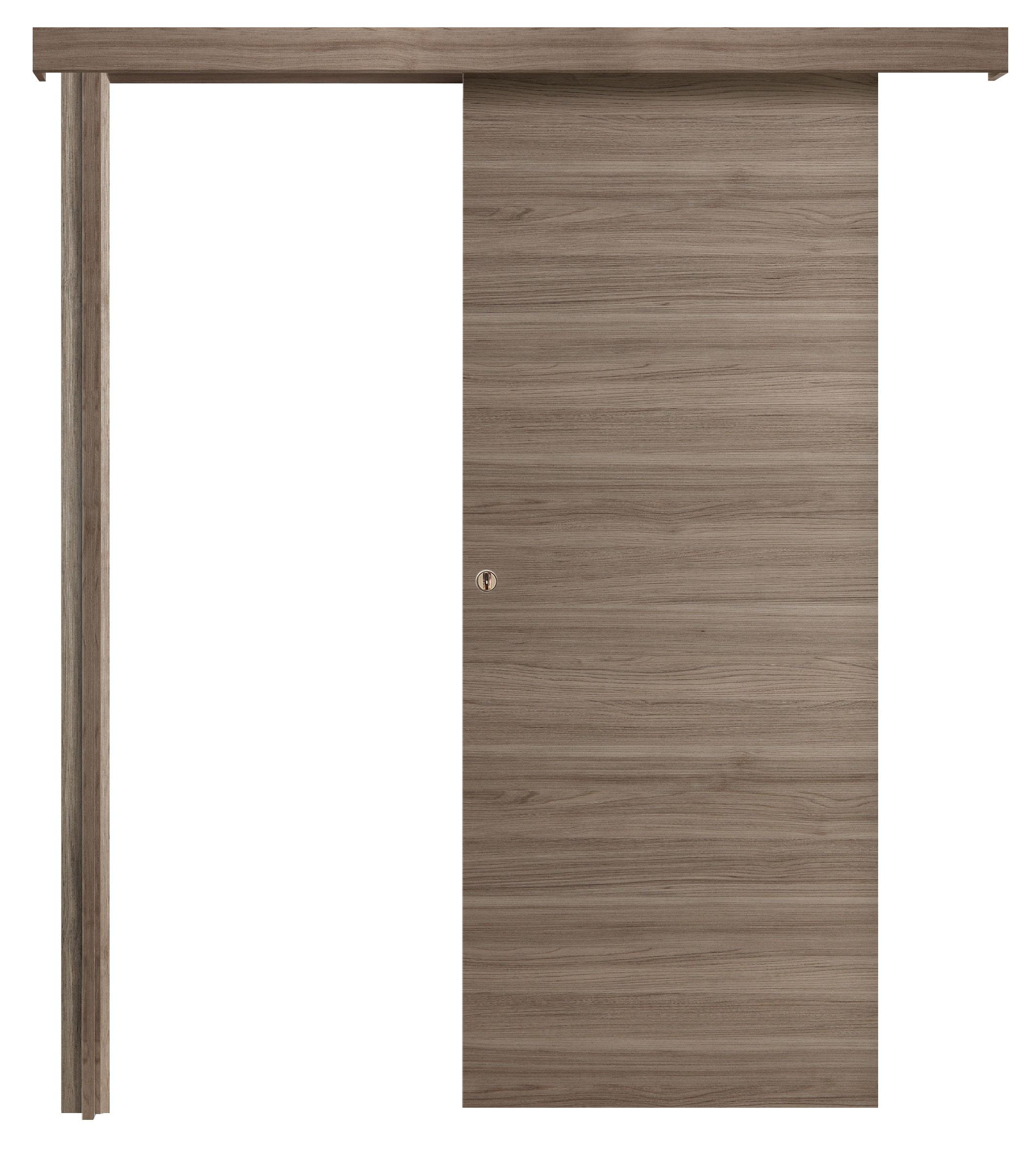 Porta in legno scorrevole esterna