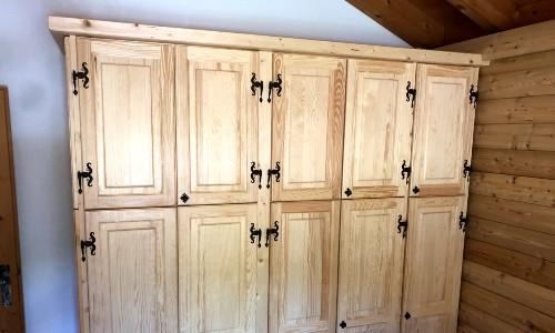 Antine in legno realizzazione fai da te
