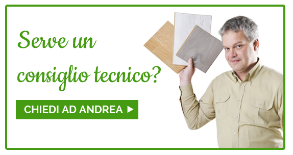 Serve un consgilio tecnico? Chiedi ad Andrea