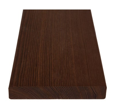 Caratteristiche del legno di Frassino termotrattato
