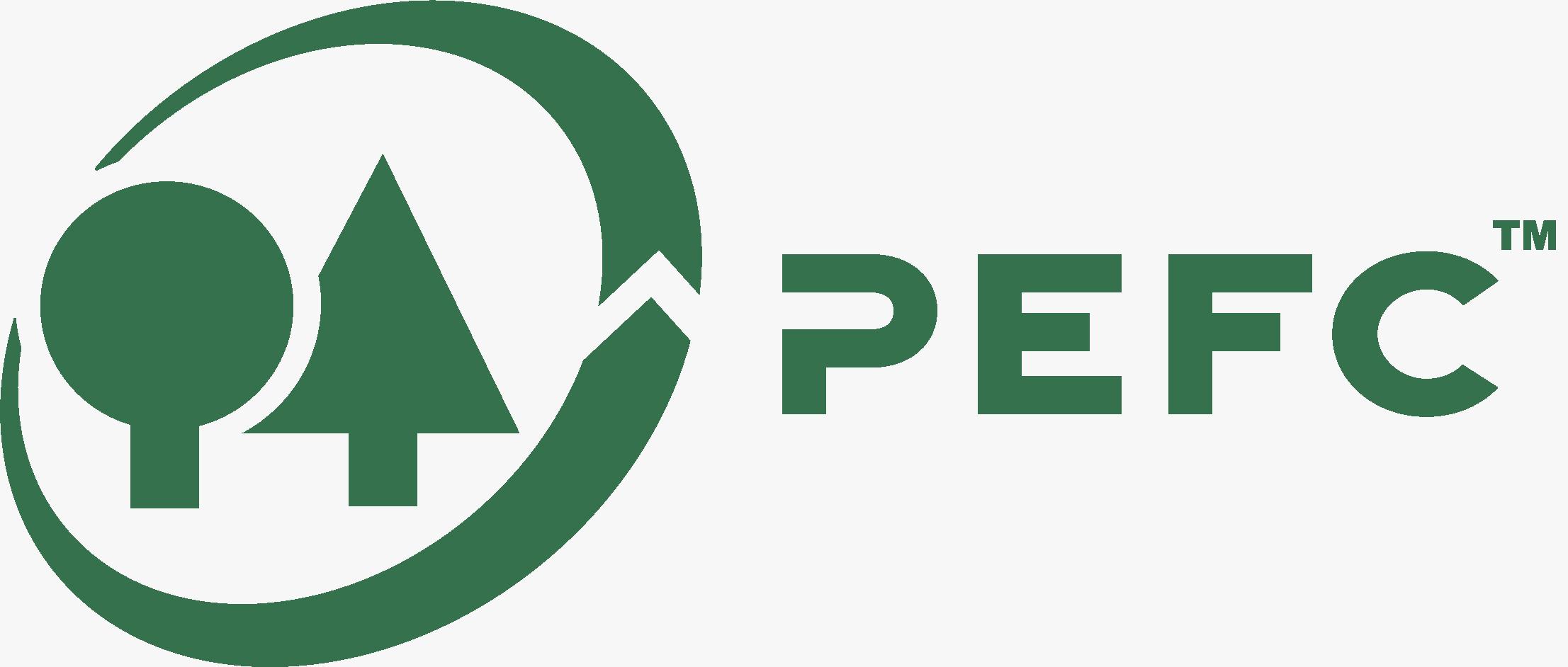 Certificazione PEFC legno