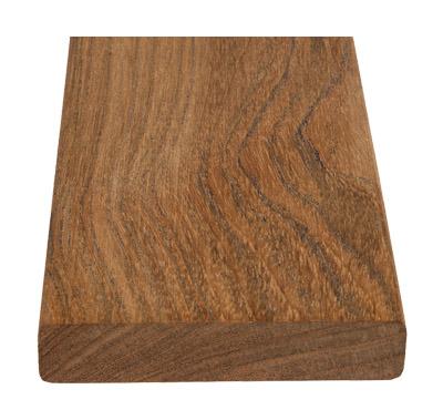 Caratteristiche del legno di Teak